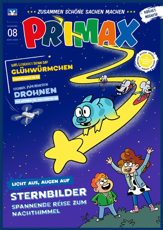 Magazin VR-Primax